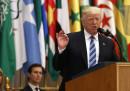 Donald Trump: «Questa è una guerra tra il bene e il male»