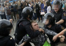 Alexei Navalny e altre centinaia di persone sono state arrestate in Russia