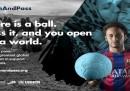 La campagna del Barcellona per i rifugiati