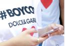 Dolce&Gabbana si boicotta da sola