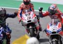 Dovizioso ha vinto il Gran Premio d'Italia