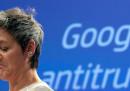 L'Unione Europea ha multato Google per 2,4 miliardi di euro