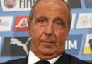 Il contratto di Giampiero Ventura da allenatore della nazionale italiana di calcio è stato prolungato fino al 2020