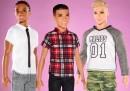 Avete visto come sono fatti i nuovi fidanzati di Barbie?