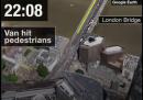Come si è svolto l'attentato al London Bridge, minuto per minuto