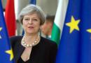 La proposta di Theresa May per i cittadini europei che vivono in Regno Unito