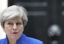 Theresa May proverà a fare un governo