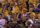 I Golden State Warriors hanno vinto la NBA