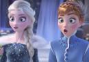 """Il trailer del corto su Olaf, che si potrà vedere prima di """"Coco"""""""