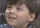 Ve lo ricordate il bambino della foto di Aleppo?