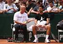 Il tennista serbo Novak Djokovic salterà per infortunio il resto della stagione