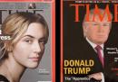 Nei campi da golf di Trump c'è una falsa copertina di TIME su di lui