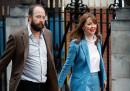 Si sono dimessi i due capi dello staff di Theresa May