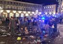 Che cos'è successo in piazza San Carlo a Torino, sabato sera