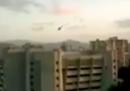 Un elicottero ha lanciato delle granate sulla Corte Suprema del Venezuela