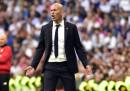 Zidane, che non ha fatto danni in una squadra di fenomeni