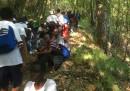 I migranti che muoiono al confine di Ventimiglia