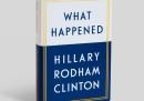 """Il nuovo libro di Hillary Clinton si intitolerà """"Cosa è successo"""""""