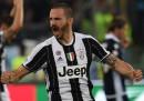 Leonardo Bonucci è un giocatore del Milan