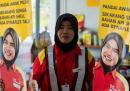 Shell ha deciso di ritirare dei pannelli pubblicitari perché gli uomini li toccano in modo osceno