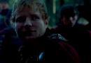 """Il video della scena di Ed Sheeran in """"Game of Thrones"""""""