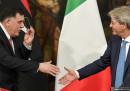 La nuova missione italiana in Libia, in ordine