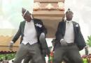 Perché stare seri a un funerale, quando si può ballare?