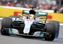 Lewis Hamilton ha vinto a Silverstone