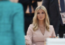 Ivanka Trump ha preso il posto di suo padre a un incontro del G20