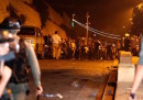 Gli scontri alla Spianata delle Moschee di Gerusalemme
