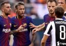 La Juventus è stata battuta 2-1 dal Barcellona nella sua prima amichevole negli Stati Uniti