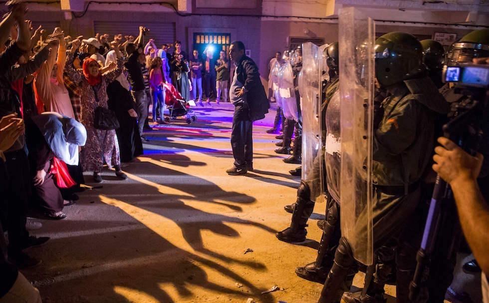 Proteste Marocco