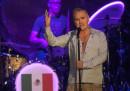 Morrissey si è arrabbiato con l'Italia