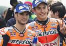 L'ordine di arrivo del Gran Premio di Germania di MotoGP