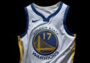 Nike ha presentato le nuove maglie della NBA