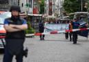 A Sciaffusa, in Svizzera, c'è stata un'aggressione in strada: ci sono cinque feriti