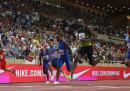 La penultima corsa di Usain Bolt