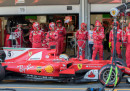 Sebastian Vettel non sarà sanzionato per lo scontro con Lewis Hamilton