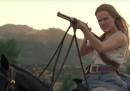 Il trailer della seconda stagione di Westworld