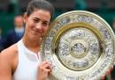 Garbine Muguruza ha vinto Wimbledon