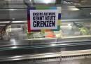 Un supermercato tedesco ha tolto i prodotti stranieri dai suoi scaffali, per sensibilizzare contro il razzismo