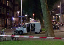 Il guidatore del furgone di Rotterdam è stato rilasciato