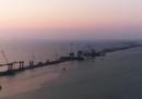 L'anno prossimo aprirà un ponte fra Russia e Crimea