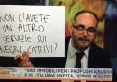 Il video dello scrittore Christian Raimo che trolla una trasmissione anti-immigrati