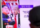 Trump e Kim Jong-un si ringhiano addosso