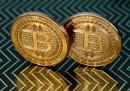 Il prezzo dei bitcoin è sceso del 16 per cento in poche ore