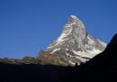 Tre alpinisti sono bloccati da ieri sulla cima del Cervino
