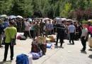 Almeno 13 persone sono morte per un terremoto nel centro della Cina