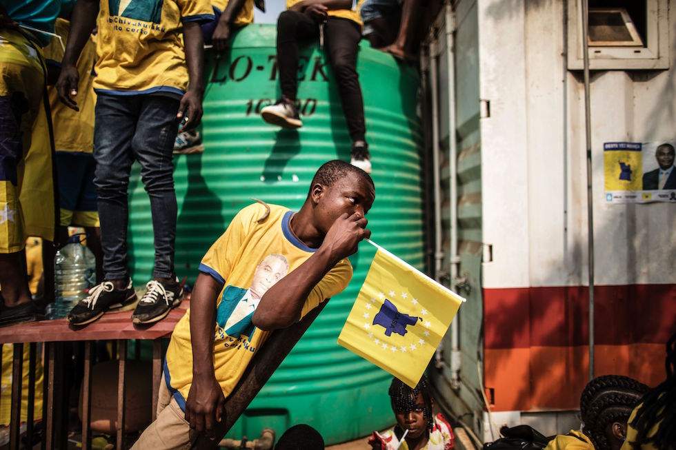 elezioni angola
