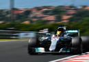 Il Gran Premio del Belgio di Formula 1 è stato vinto da Lewis Hamilton
